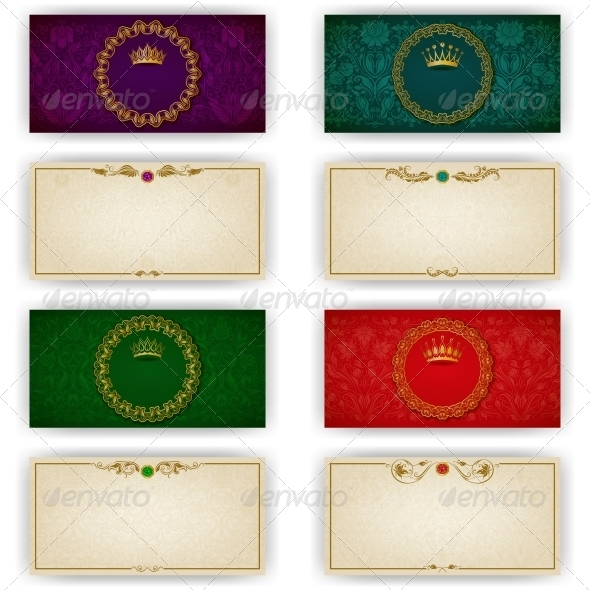 Elegant Template for Luxury Invitation, Card - Miscellaneous Seasons/Holidays