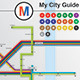 Infographics My City Guide - GraphicRiver Item for Sale