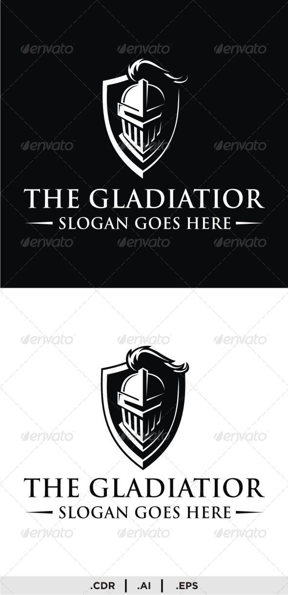 The Gladiator Logo - Logo Templates