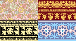 Backgrounds and Patterns