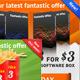 Premium web boxes - GraphicRiver Item for Sale