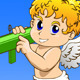 Cupid with Bazooka - GraphicRiver Item for Sale