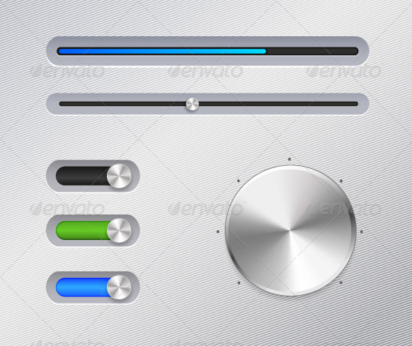 Stereo Panel - Vectors