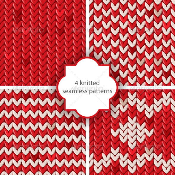 Knitted Patterns - Patterns Decorative