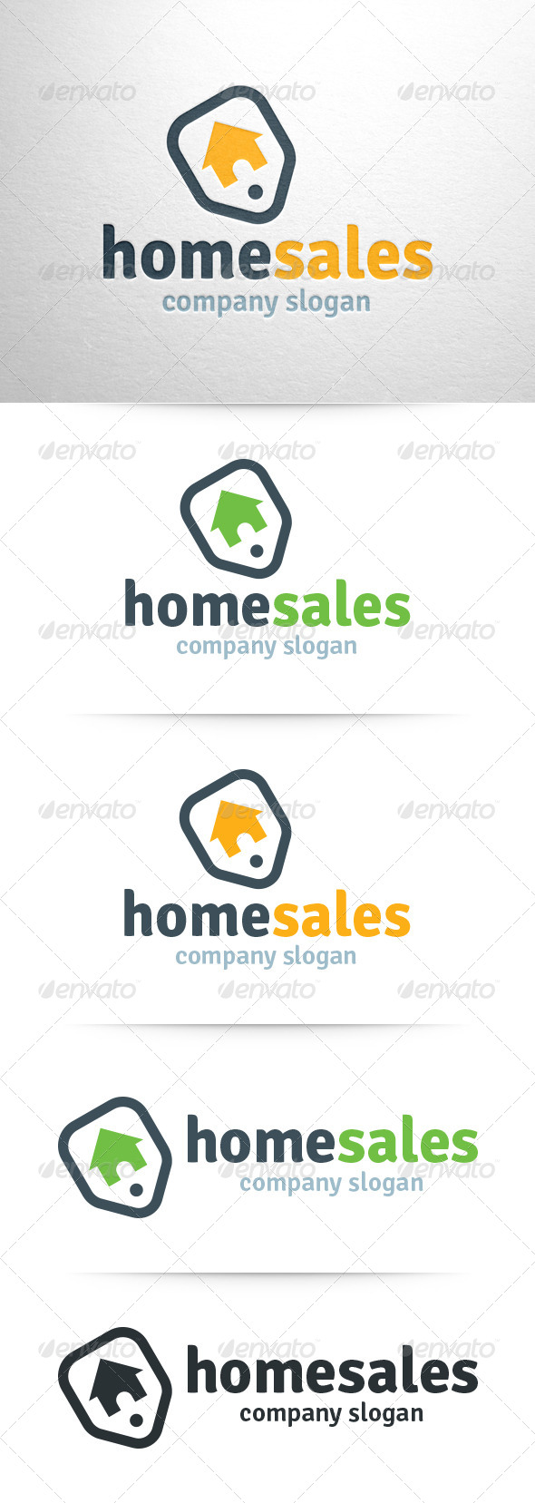 Home Sales Logo - Symbols Logo Templates