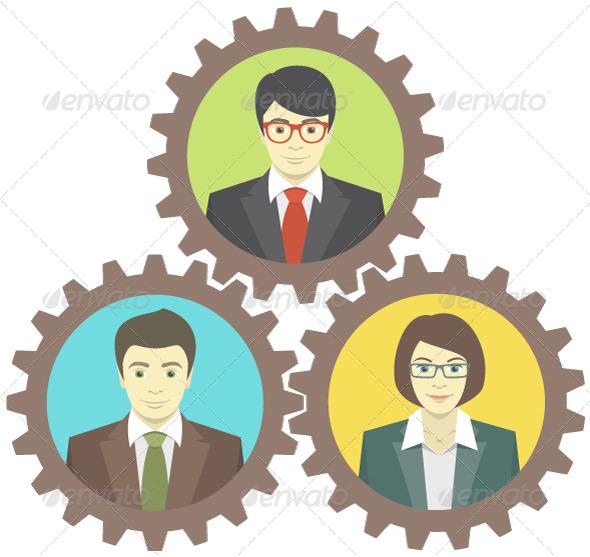 Mechanism of Teamwork - Concepts Business