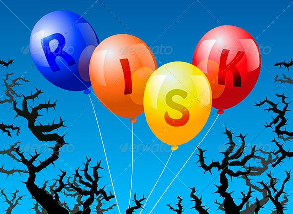 Balloons Risk - Conceptual Vectors