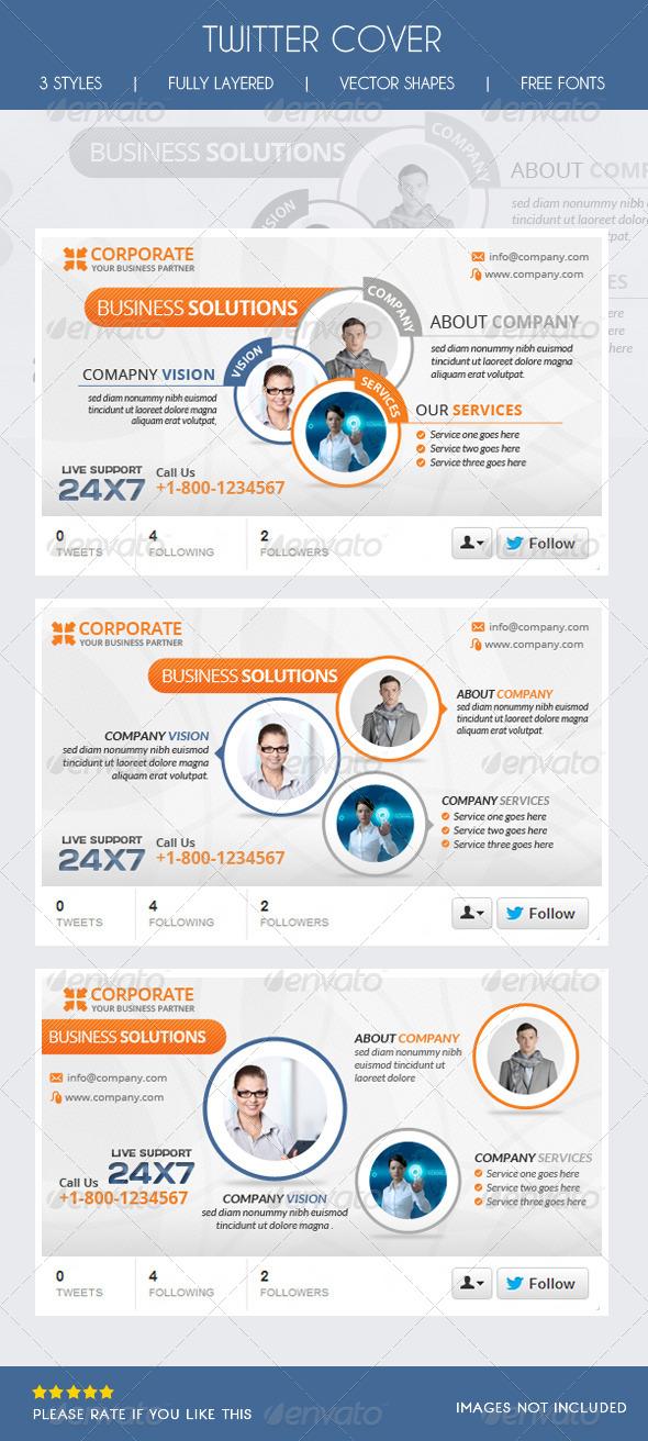 Corporate Twitter Timeline - Twitter Social Media