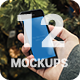 Phone Photorealistic Mockups Bundle - GraphicRiver Item for Sale