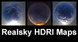 Realsky HDRI Maps