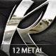 12 Premium Metal Styles - GraphicRiver Item for Sale
