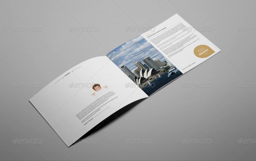 City Portfolio Brochure Template By Riverpixelsstudio Graphicriver