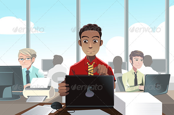 Business People - Business Conceptual