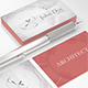 Business Card Architecture - GraphicRiver Item for Sale