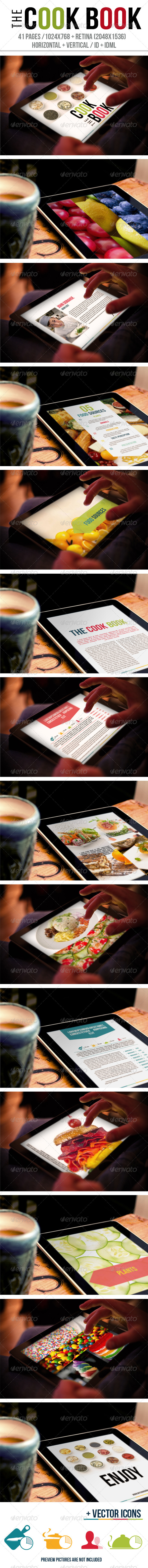 iPad & Tablet  The Cook Book  - Digital Magazines ePublishing