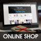 Online Shop Mock-Up - GraphicRiver Item for Sale