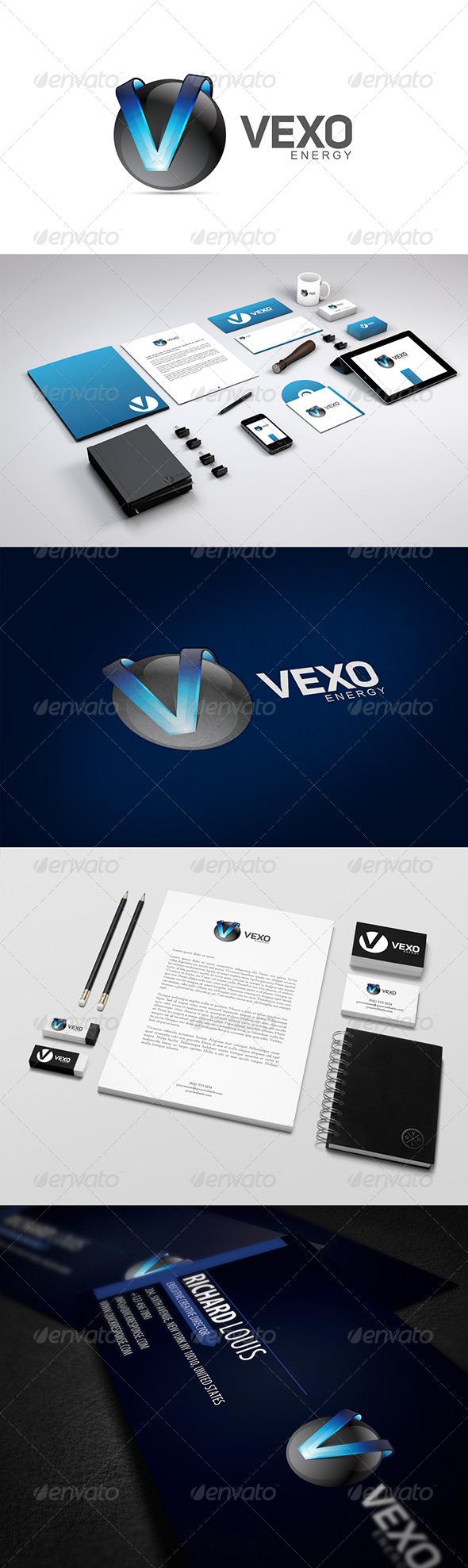 Vexo - 3d Abstract