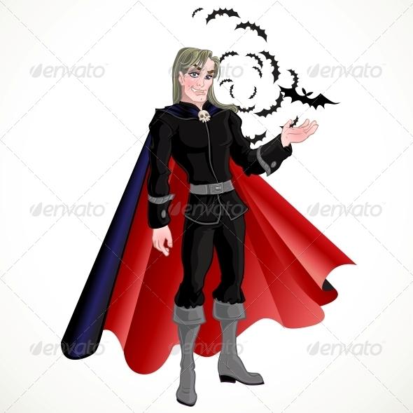 Vampire - Halloween Seasons/Holidays