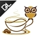 Owl Cafe - GraphicRiver Item for Sale