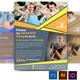 Health & Fitness Center Flyer   Volume 1 - GraphicRiver Item for Sale