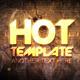 Really hot presentation - VideoHive Item for Sale