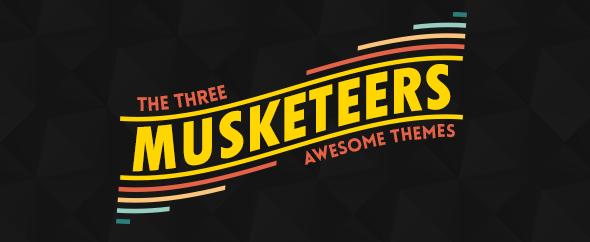 Three muskteers