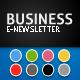 Sensation E-Newsletter Template - GraphicRiver Item for Sale