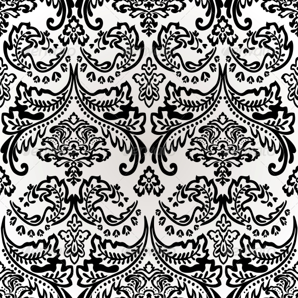 Seamless Pattern Background - Patterns Decorative