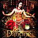 Belly Dancing Poster/Flyer - GraphicRiver Item for Sale