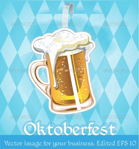 Image with Beer on Oktoberfest - Miscellaneous Seasons/Holidays