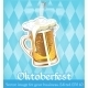Image with Beer on Oktoberfest - GraphicRiver Item for Sale
