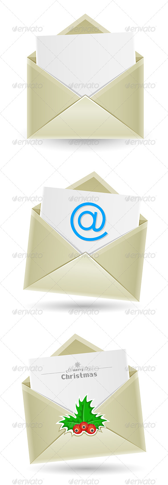 Email Envelope - Communications Technology