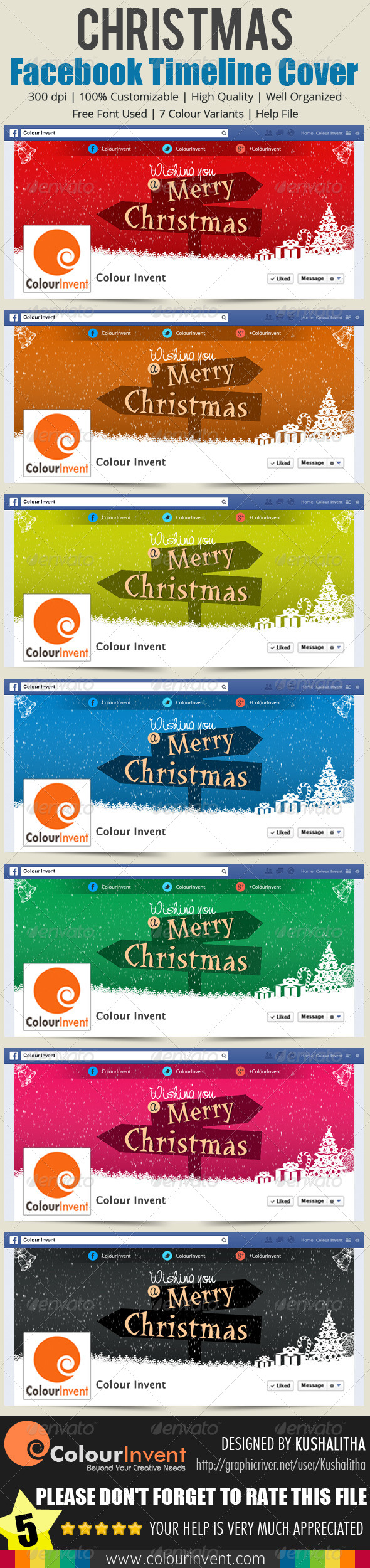 Christmas Facebook Cover - Facebook Timeline Covers Social Media