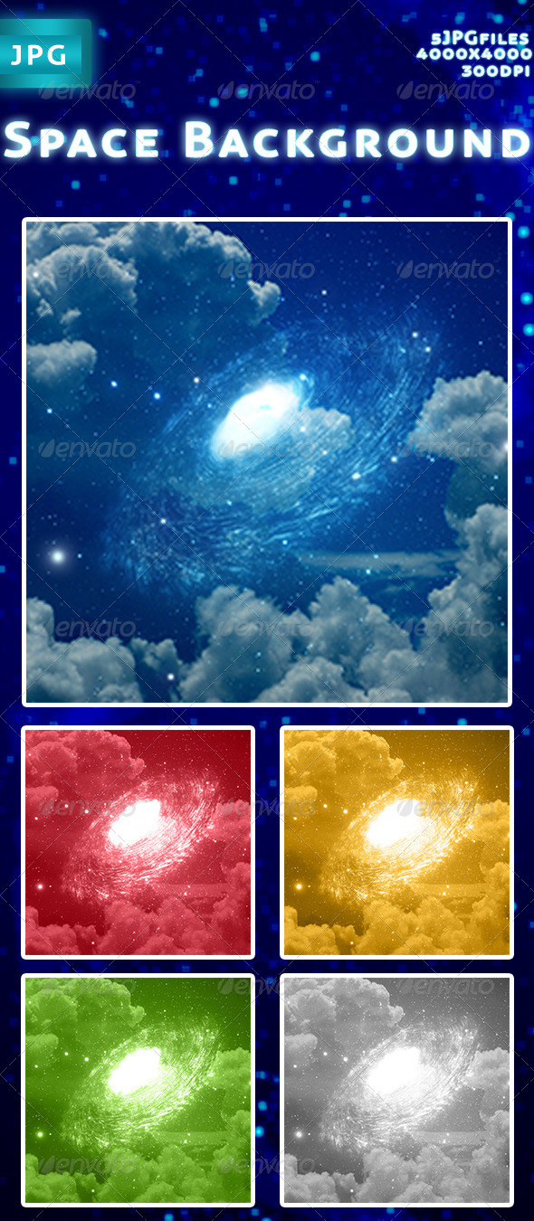 Space Background - Nature Backgrounds