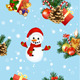 Seamless Christmas  - GraphicRiver Item for Sale
