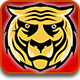 Tiger Head lcon - MagicPixelz - GraphicRiver Item for Sale