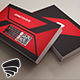 Multicolor Corporate Business Card 03 - GraphicRiver Item for Sale