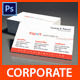 Corporate Classic Business Card  Vol - 01 - GraphicRiver Item for Sale