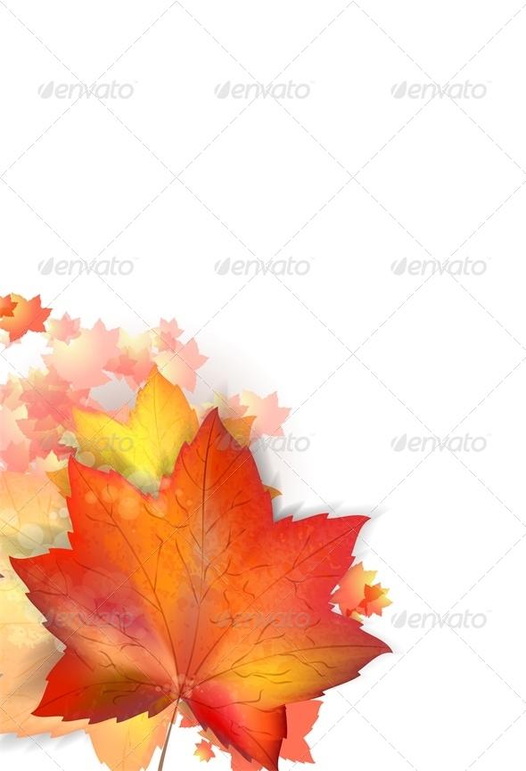 Autumn Leafs  - Miscellaneous Seasons/Holidays