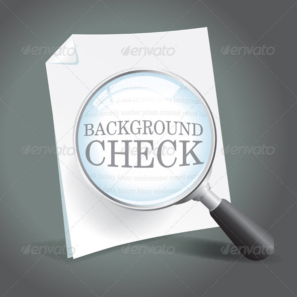 Background Check - Conceptual Vectors