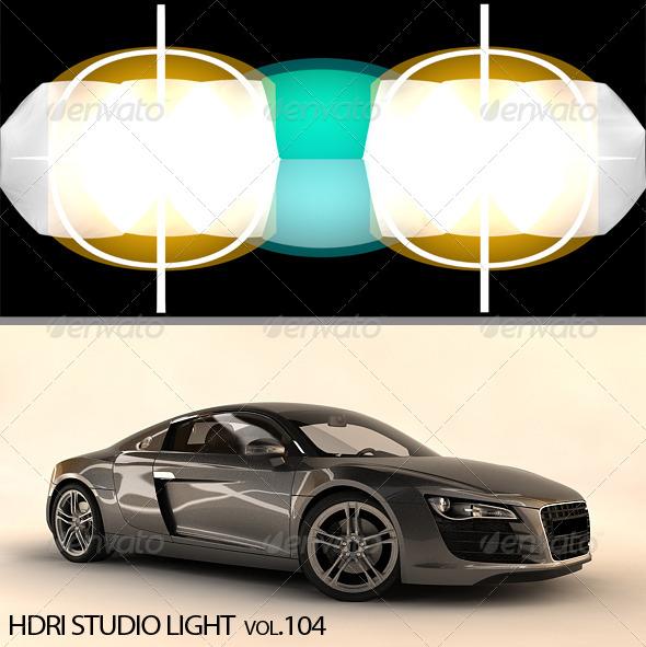 HDRI_Light_104 - 3DOcean Item for Sale