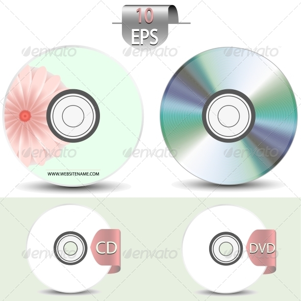 Set of Disks  - Media Technology