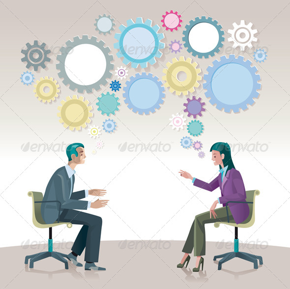 Creative and Successful Communication - Concepts Business