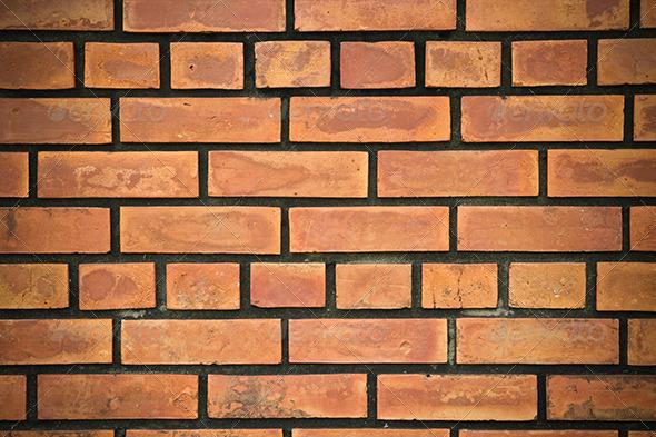 Brick Wall - Concrete Textures