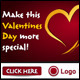 Valentine Banner Set - GraphicRiver Item for Sale