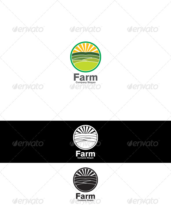 Farm Logo - Nature Logo Templates