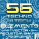56 Techno & Hi Tech Elements v2 - GraphicRiver Item for Sale