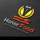 Honor Food Logo - GraphicRiver Item for Sale