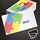 Puzzles Creative Business Card - GraphicRiver Item for Sale