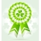 Clover Award on St. Patrick`s Day - GraphicRiver Item for Sale